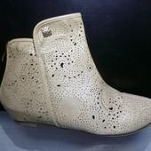 Ботинки перфорация Т630