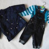 Куртка-стёганка Prenatal на 6-9 мес,рост 68-74 см.Мега выбор обуви и одежды!
