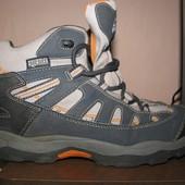 Кроссовки-ботинки Mckinley Aquamax, стелька 24 см