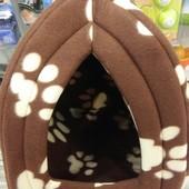 Мягкий домик для питомца Pet Hut для собак и кошек