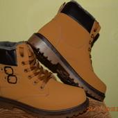 Зимние мужские ботинки DUAL 2 вида від 40-45 р