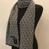 Фирменный мужской шарф. Разные расцветки