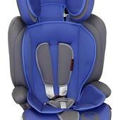Качественное Автокресло Bertoni maranello+ (grey blue lorelli)16515 Болгария, доставка бесплатно!