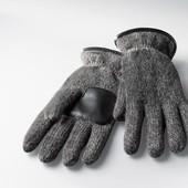 Теплые перчатки Tchibo Германия 9,5