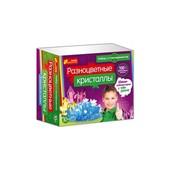 Научные игры. Разноцветные кристаллы. Артикул 12115010Р