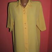 рубашка блуза р-р 14 Linea