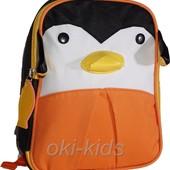Мини-рюкзак с поводком. Skip Hop Пингвин.