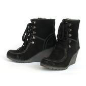 Зимние замшевые ботинки Zibel - Испания р 37