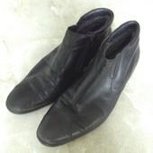мужские кожанные ботинки