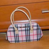 Гламурная фирменная сумка Next для девочки