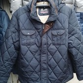 Мужская теплая  зимняя куртка  Santoryo размеры с M по XXL