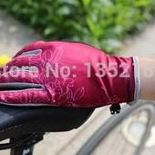 Рукавиці для бігу, велорукавиці жіночі з сенсором