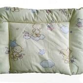 Детская подушка *0* для новорожденных 40*40