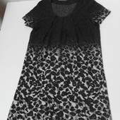 Amisu. Тонкое трикотажное платье известного молодёжного бренда Amisu.