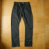 Debenhams новые брюки чиносы хлопок. Длина - 92 см, шаговый - 67 см, пояс 34 см, бедра 40 см, посадк