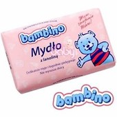 Мыло детское Bambino Бамбино Польша 90грам