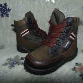 Термоботинки Daumling  22 р-р,по стельке 14,5 см.Мега выбор обуви и одежды