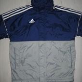 Куртка Adidas 8-10 лет 140 рост