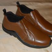 Туфли  фирменные, натуральные - (р.6/40)-цена снижена