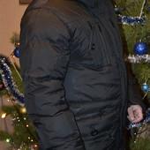 Теплющая зимняя куртка, сост. новой