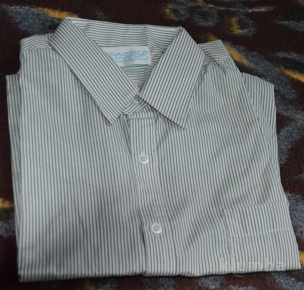 Рубашка в полоску, 39 Новая! фото №1