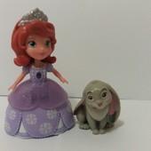 Принцесса София и кролик