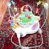 Джампер для малюків від Fisher price!!!
