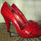 Туфли красные Bronx р.40