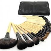 Кисти для макияжа 24 кисти Make-Up for you