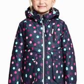 Курточка H&M зимняя раз.110-116 в наличии