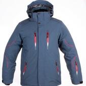 Горнолыжная куртка Snow headquarter c Omni-Heat, р. S-Xxl, kd-96586, выбор цветов, супер цена!