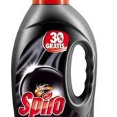 Гель для стирки черных тканей Spiro Perfect gel Black & Dark Польша 1л.