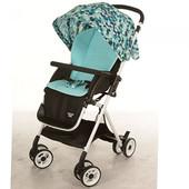 Прогулочная коляска Bambi HC300 blue, синяя