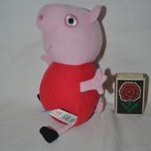 Peppa Pig Свинка Пеппа мягкая маленькая малышка