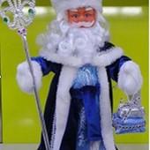 Игрушка Дед мороз на батарейках 20140502-8