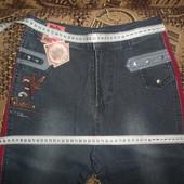 джинсы новые черные для девочки