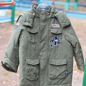 Куртка, пальто на мальчика от 0 до 6 лет, Original Marines Италия