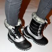 Термо-Сапоги Walk, зима Италия 40 р