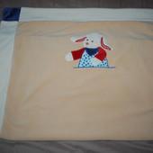 Флисовое одеяло, плед Sterntaler
