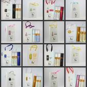 Феромоны-подарочные наборы мини парфюмов 3 х15мл всех известных брендов.Новинка