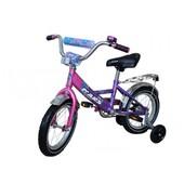 """Велосипед Марс 14 (розовый/фиолетовый). артикул ВК 14"""" р/ф"""