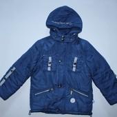 Куртка зимняя Quadri Foglio после моего ребенка на рост 110 см