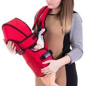 Рюкзак кенгуру -переноска для детей Womar RAIN 8 standart (оригинал)
