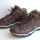 "Ботинки ""Skechers""  38р. (24 см стелька)"