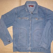 Куртка джинс мужская (пиджак) размер 48/170