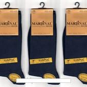 Носки мужские демисезонные Marjinal шёлковый хлопок с эластаном, антибактериальные