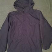 сіра куртка для сноуборда Oxbow L