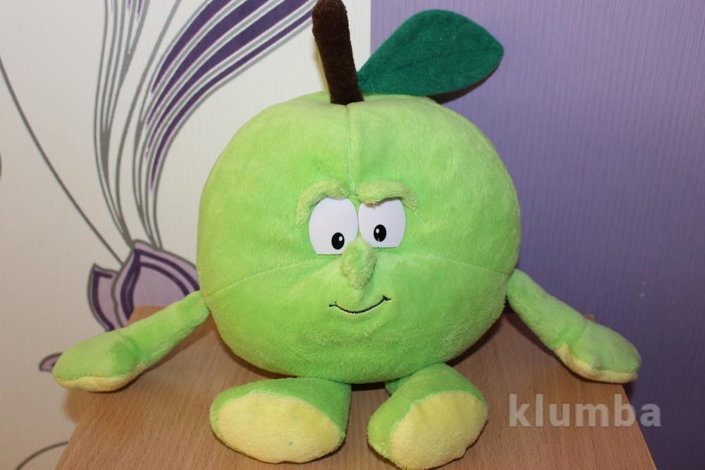 Мягкая игрушка goodness gang яблоко фото №1