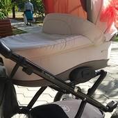Срочно! Классическая коляска- люлька Navington Galeon Hawaii.