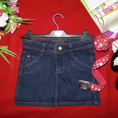 Юбка Denim Girl на 10 лет,рост 140 см.Мега выбор обуви и одежды
